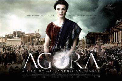Locandina Film Agora